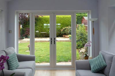 French Doors by Vision