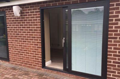 Sliding Patio Doors by Vision