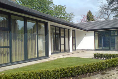 Aluminium Windows by Vision