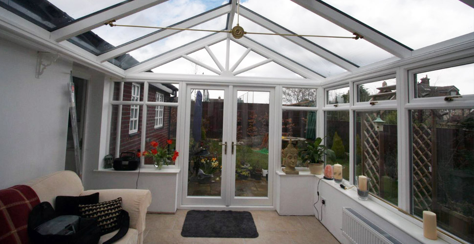 Conservatory Installation in Liverpool