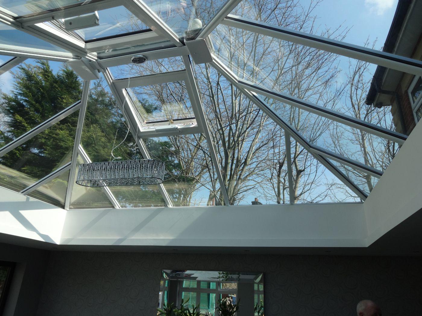 Orangeries Amp Lanterns Vision Home Improvements
