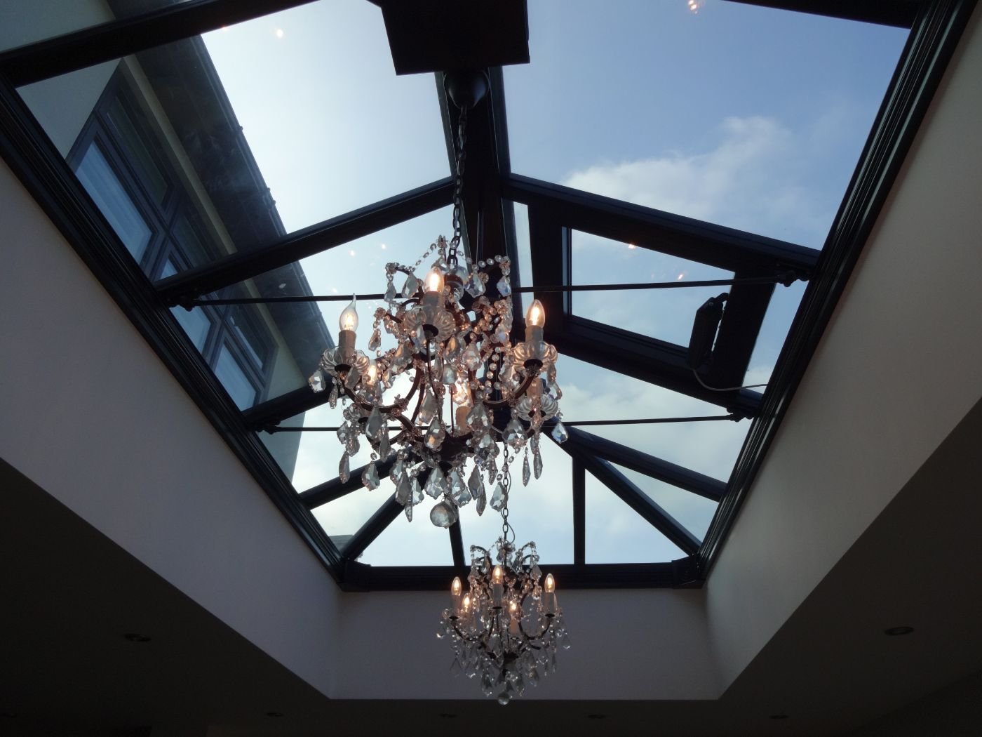 Roof Lantern installed in Liverpool