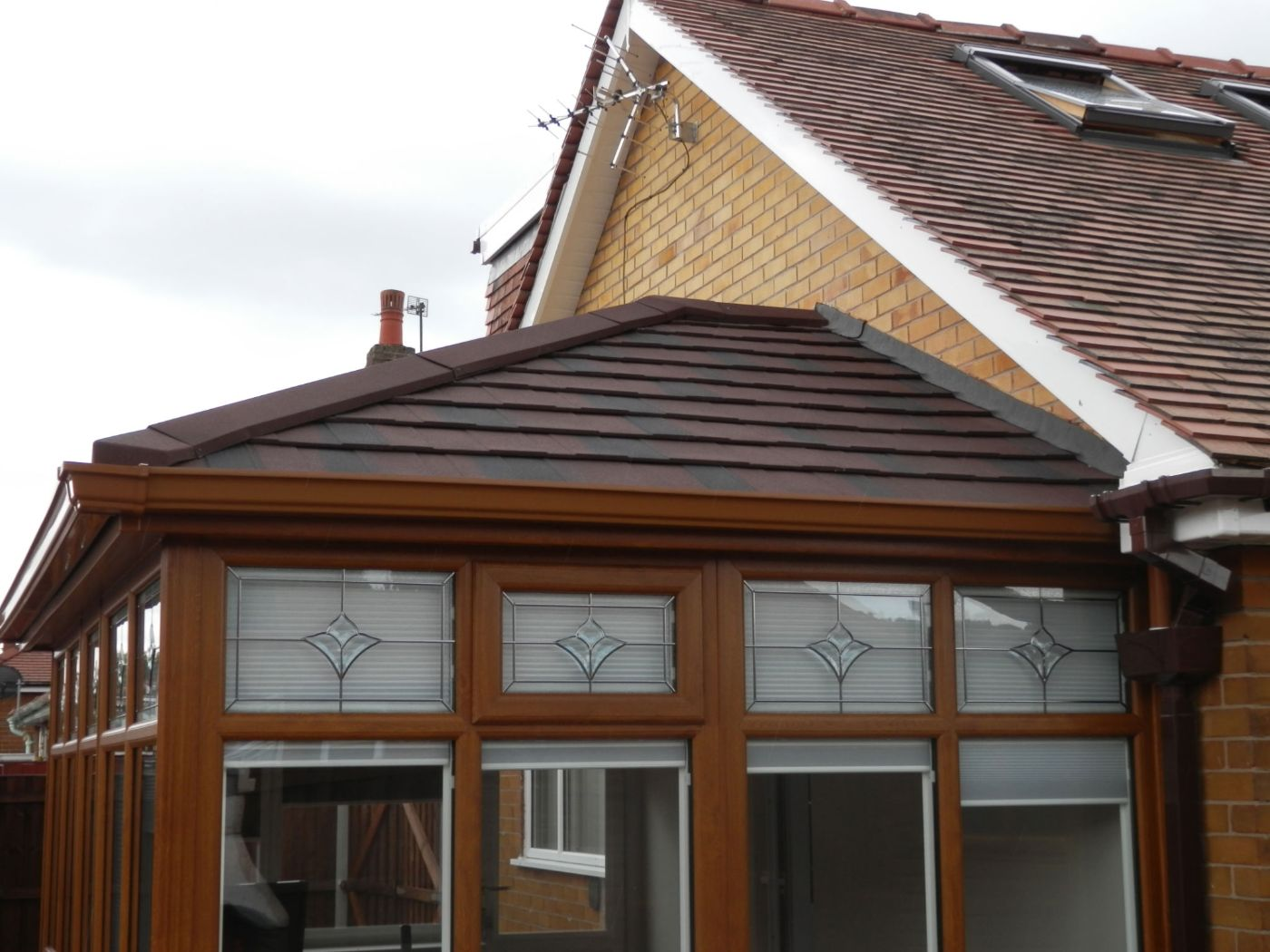 Replacement Conservatory Roofs Vision Home Improvements