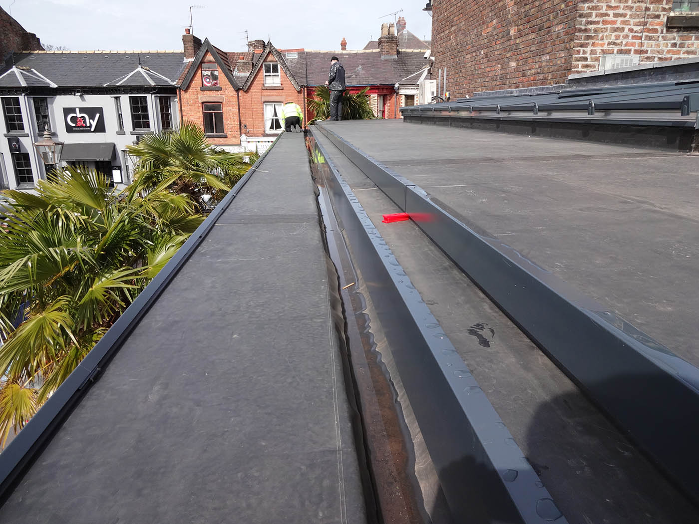 Flat Roofs Liverpool Vision Home Improvements