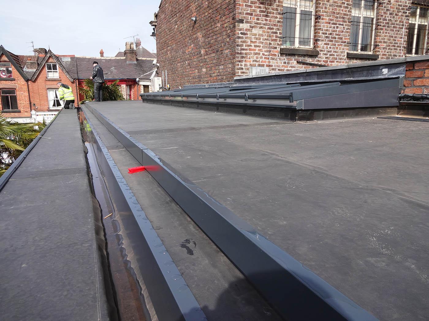 Firestone Flat Roofs Vision Home Improvements